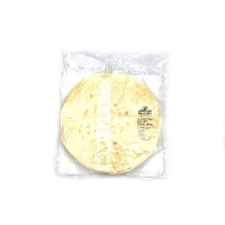 麦西恩 12英寸比萨面饼坯 披萨饼底1862 1.8kg/袋 4袋/箱