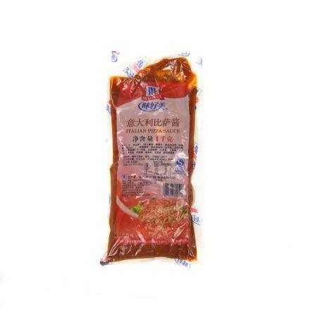味好美 意大利比萨酱 1升/袋 12袋/箱