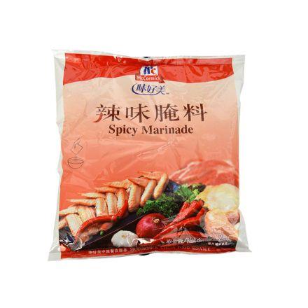 味好美 辣味腌料 2kg/袋10袋/箱